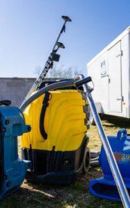 disaster restoration equipment